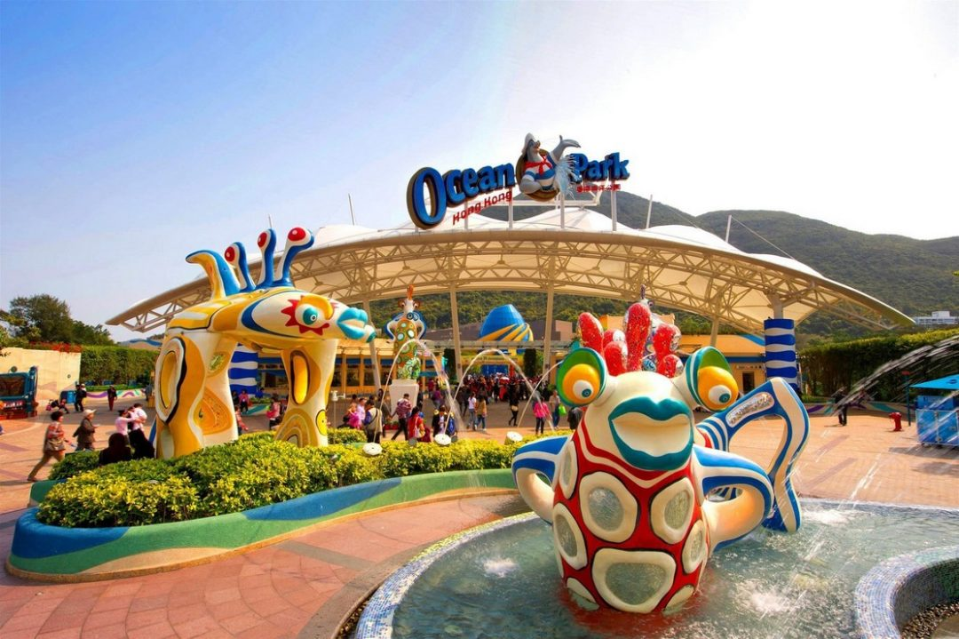 Hong Kong Disneyland Tour Package
