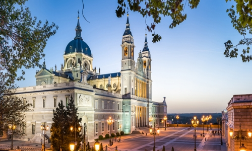 Spain Family Tour Package