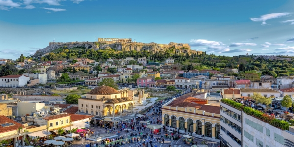 Athens Highlight Tour Packages