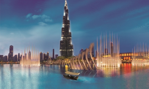 Dubai Fullfill Tour Package