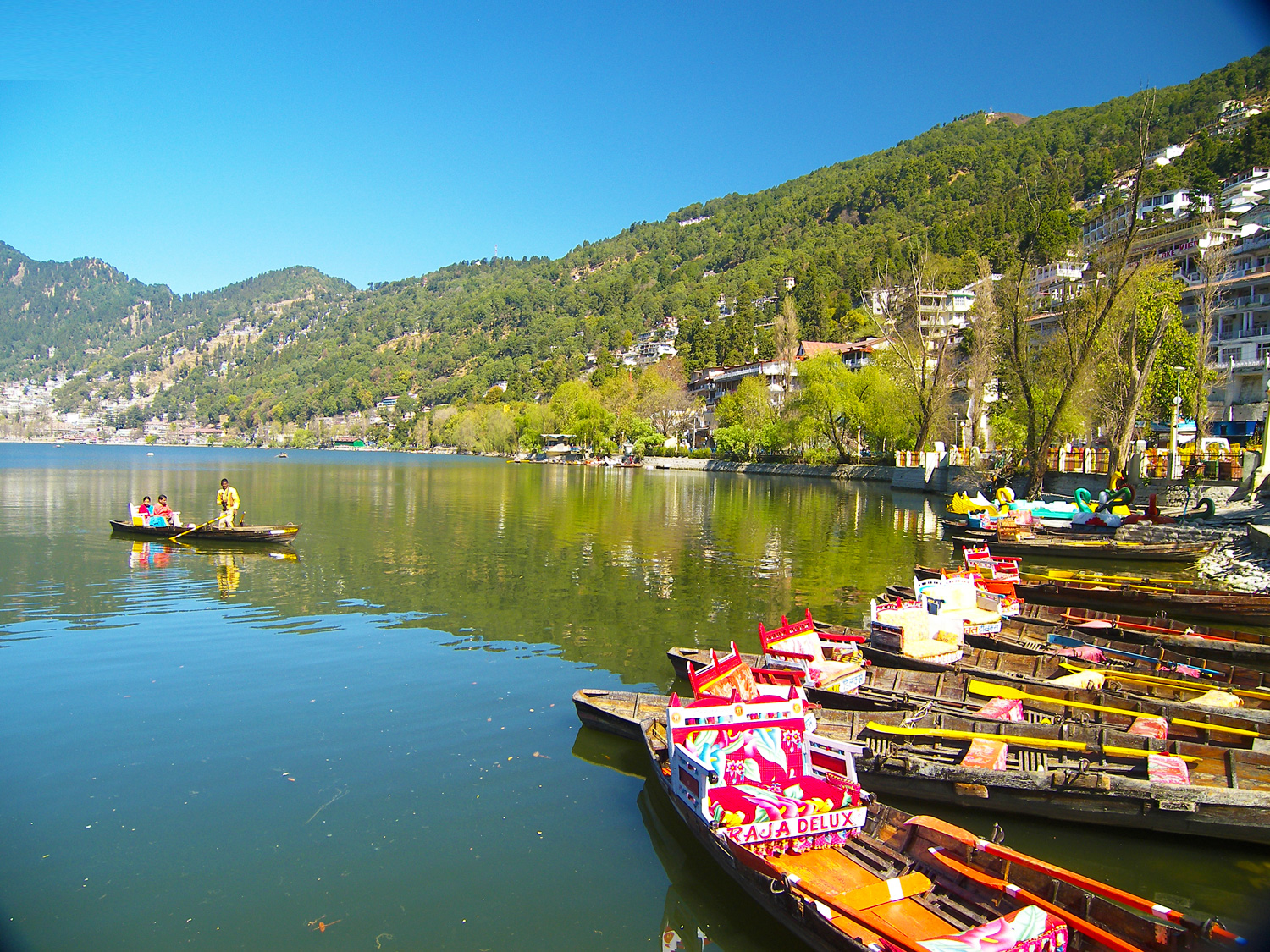 Nainital Jim Corbett National Park Tour Package