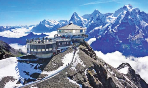 Charming Switzerland Tour Package
